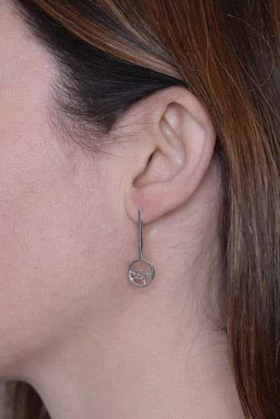 Reef Drop Earrings by Reverie Designs styled