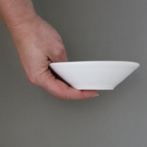 Hand-thrown Porcelain Bowl - large