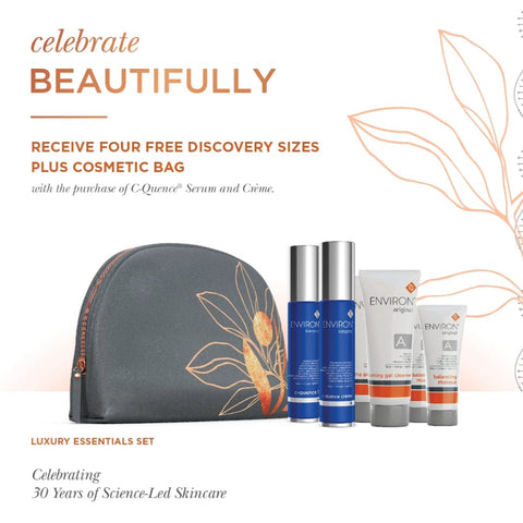 Environ Luxury Essentials Set - SAVE OVER $90