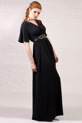 Gloria Maxi Soft Black