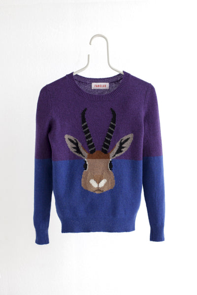 JUNJO HYBRID SWEATER