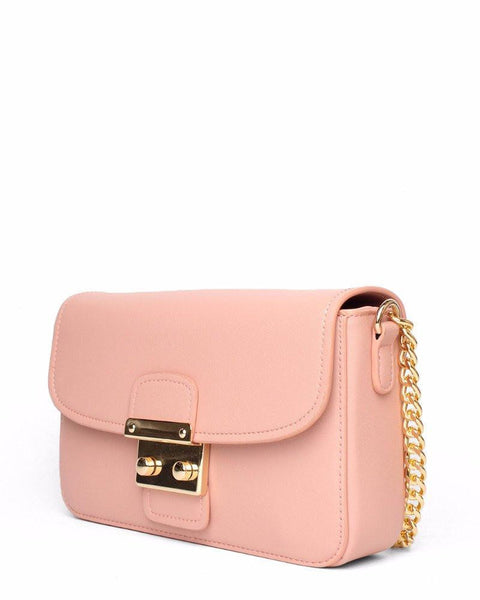 Chain Strap Classic Rose Shoulder bag - jezzelle  - 2