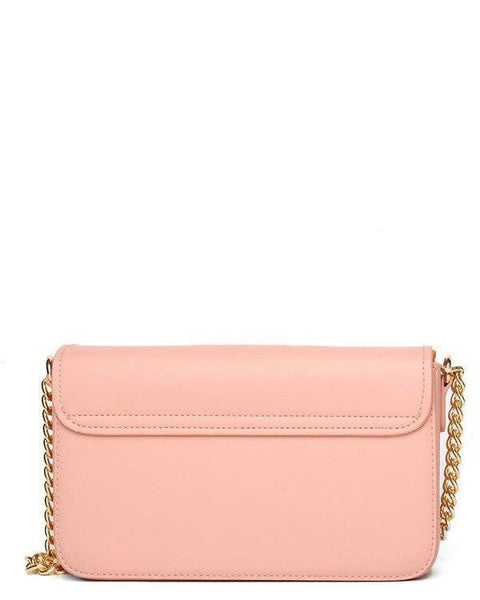 Chain Strap Classic Rose Shoulder bag-Jezzelle