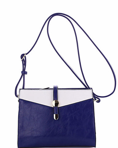 Nautical Shoulder Bag - Jezzelle