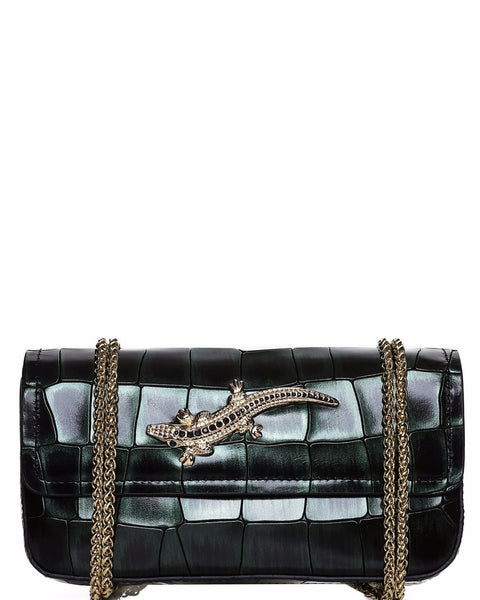 Salamander Clutch Bag-Jezzelle