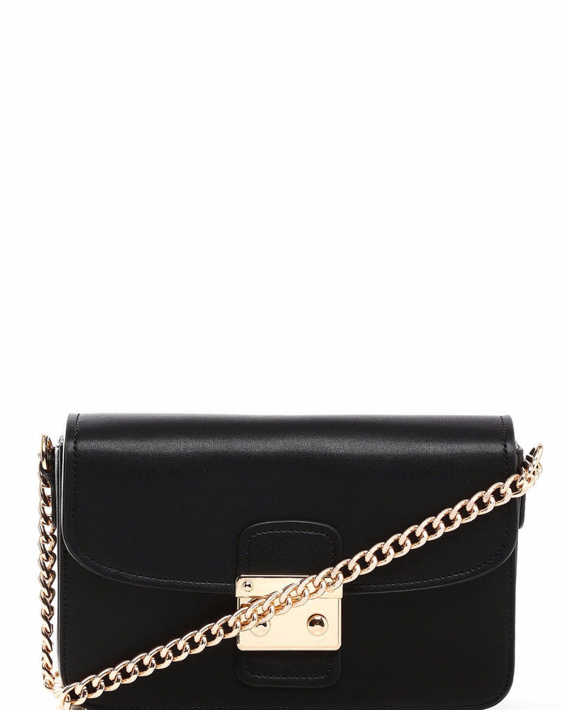 Chain Strap Classic Shoulder bag-Jezzelle