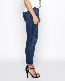 Drop Crotch Jeans - Jezzelle