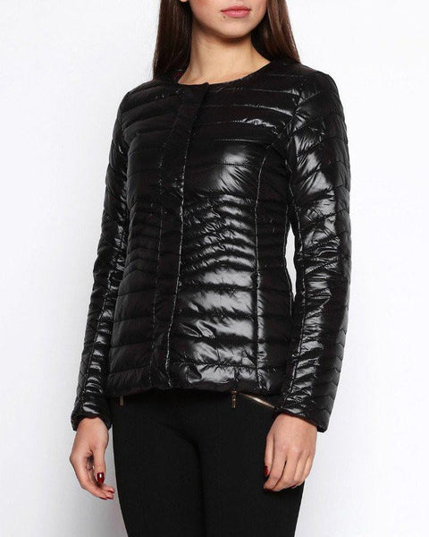 Light Quilted Jacket - Jezzelle