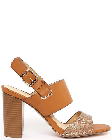 Wedge Heel Sandals - Jezzelle