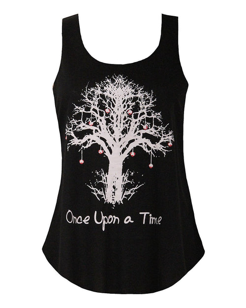 Tree Print Black Top - jezzelle  - 1