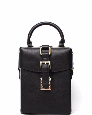 Black Box Shoulder Bag - Jezzelle