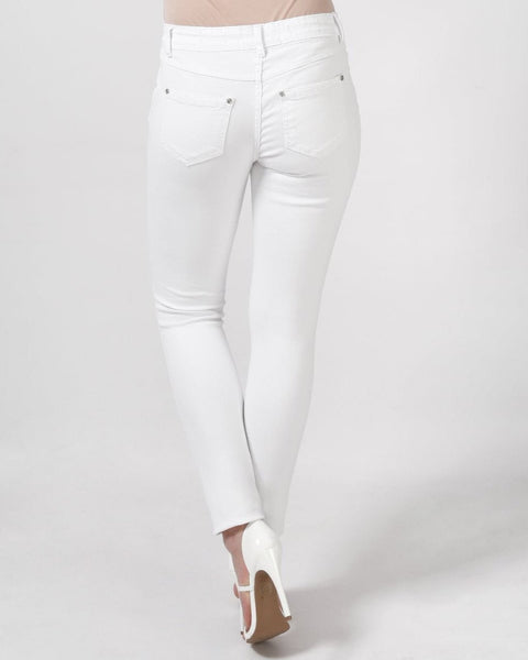 Extreme Rip Skinny Jeans - jezzelle  - 5