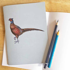 Pheasant Plucker and Son notebook