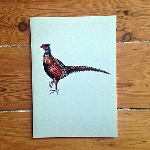 Pheasant notebooks