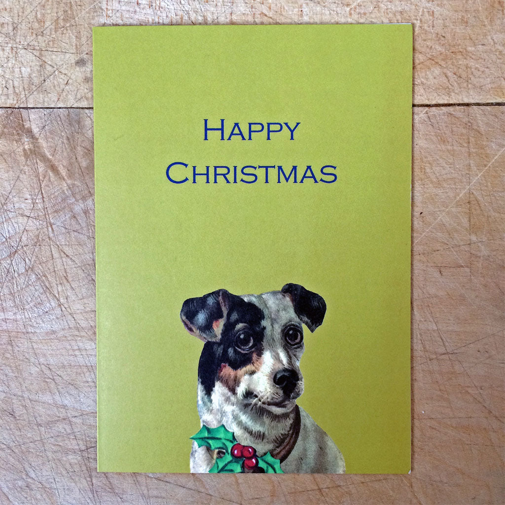 Pheasant Plucker & Son's Jack Russell Christmas cards