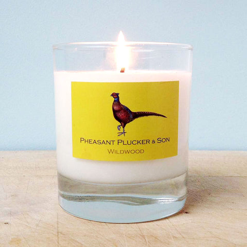 Wildwood candle