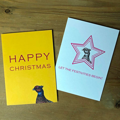 Mixed Christmas cards