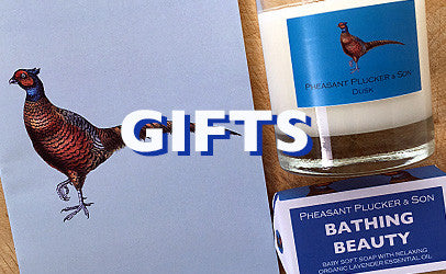 Link to Pheasant Plucker & Son's range of gifts