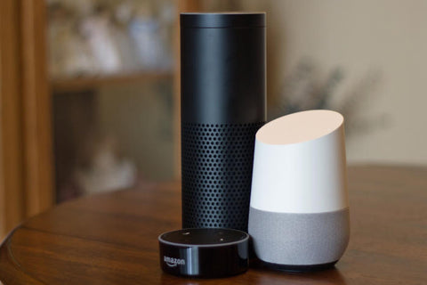 Voice Control for Home Automation: Google Home vs Alexa