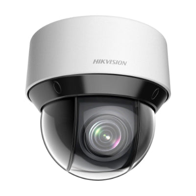 LiveHouse Automation :Hikvision 2MP Darkfighter IR PTZ Camera, 4x Optical Zoom, 120dB WDR, 50m IR (2.8-12mm),Hikvision