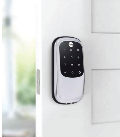 LiveHouse Automation :Yale Assure Digital Deadbolt (Keyless),Yale