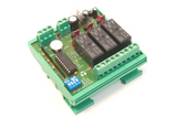 LiveHouse Automation :3 Stage Digital Output Module (IO/DOM3),LiveHouse Automation