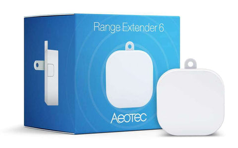 LiveHouse Automation :Aeotec Z-Wave Range Extender 6,Aeon Labs
