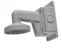 LiveHouse Automation :Hikvision DS-1272ZJ-120B Wall Mount Bracket with Junction box,Hikvision