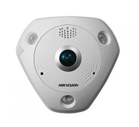 LiveHouse Automation :HIKVISION DS-2CD63C2F 12MP Indoor / Outdoor Fisheye 360,Hikvision