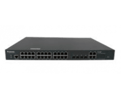 LiveHouse Automation :Hikvision DS-3D2228P 24 Port Multiservice Gigabit Ethernet PoE Switch,Hikvision