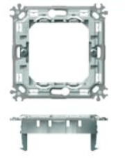 LiveHouse Automation :TEM NM24 Mounting Frame Metal With Claws 2M,TEM