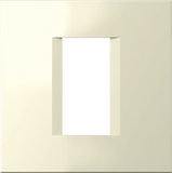 LiveHouse Automation :TEM OL10 Line Cover Plate Line 1/2M,Ivory White