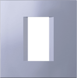 LiveHouse Automation :TEM OL10 Line Cover Plate Line 1/2M,Impulse Blue