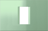 LiveHouse Automation :TEM OL13 Line Cover Plate Line 1/3M,Mint Green