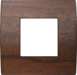 LiveHouse Automation :TEM OP20 Cover Plate PURE 2M,Oreh Walnut