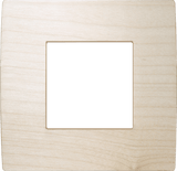LiveHouse Automation :TEM OP20 Cover Plate PURE 2M,Javor Maple