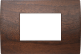 LiveHouse Automation :TEM OP30 Cover Plate PURE 3M,Oreh Walnut