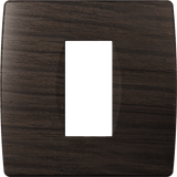 LiveHouse Automation :TEM OS10 Cover Plate SOFT 1/2M,Wenge