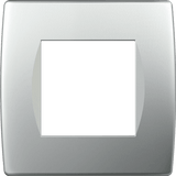 LiveHouse Automation :TEM OS20 Cover Plate SOFT 2M,Elox Silver