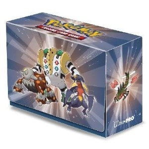 Pokémon TCG D&P Deck Box (Sideloader)