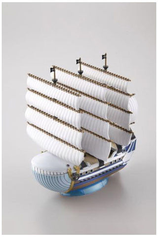 One Piece Grand Ship Collection Plastic Model Kit Moby Dick 15 cm