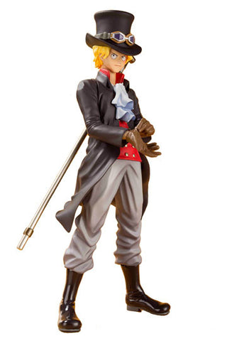 One Piece Film Gold FiguartsZERO PVC Statue Sabo Tamashii Web Exclusive 15 cm