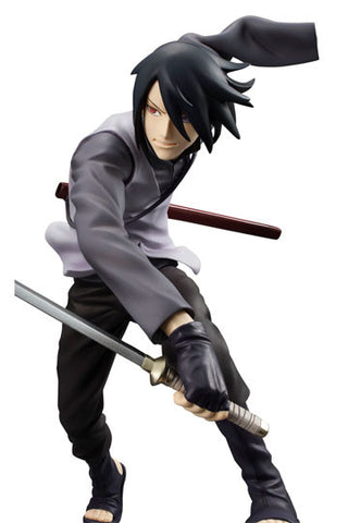 Boruto Naruto The Movie G.E.M. Series PVC Statue 1/8 Sasuke Uchiha 17 cm