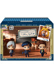 Sailor Moon Petit Chara Trading Figure 4-Pack Three Lights (Star Lights) 6 cm