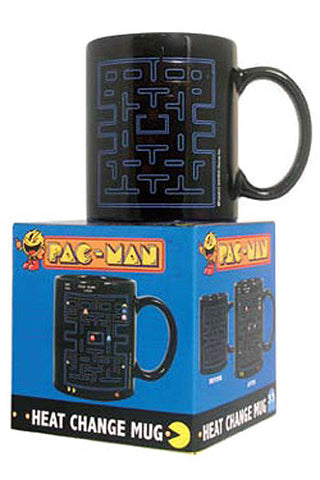 Pac-Man Color-Changing Mug