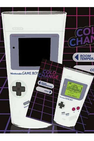 Nintendo Game Boy Colour Changing Glass Super Mario Land