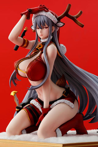 Valkyria Chronicles Duel PVC Statue 1/7 Selvaria Bles -X'mas Party- 15 cm
