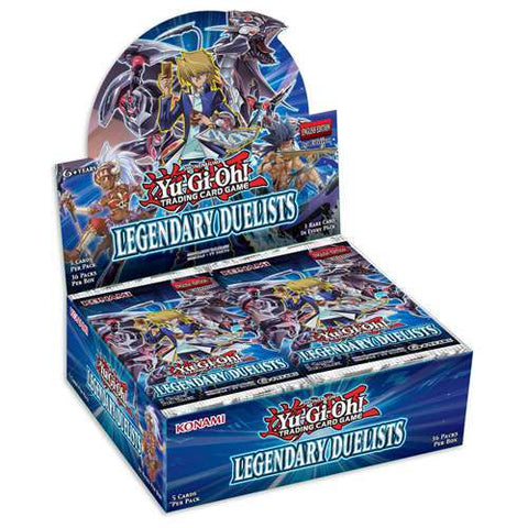 Yu-Gi-Oh! TCG: Legendary Duelists Booster Pack