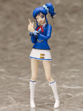 Aikatsu! S.H. Figuarts Action Figure Aoi Kiriya Winter Uniform Ver. 13 cm