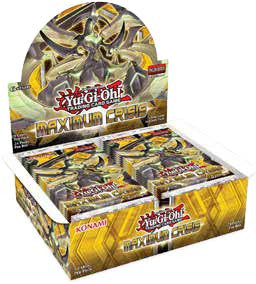 Yu-Gi-Oh! TCG - Maximum Crisis Booster Pack